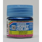 Tinta Mr.Hobby Aqueous Smoke blue H96 - Gunze Mr. Hobby