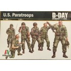 1/35 US Paratroops WWII Normandy - Italeri
