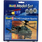 Model Set AH-64D Longbow Apache - 1/144