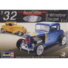 Ford 5 Window Coupe 1932 - 1/25
