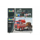 Model Set Kenworth Aerodyne - 1/32