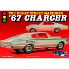 Dodge Charger 1967 - Great Street Machines - MPC - 1/25 - NOVIDADE