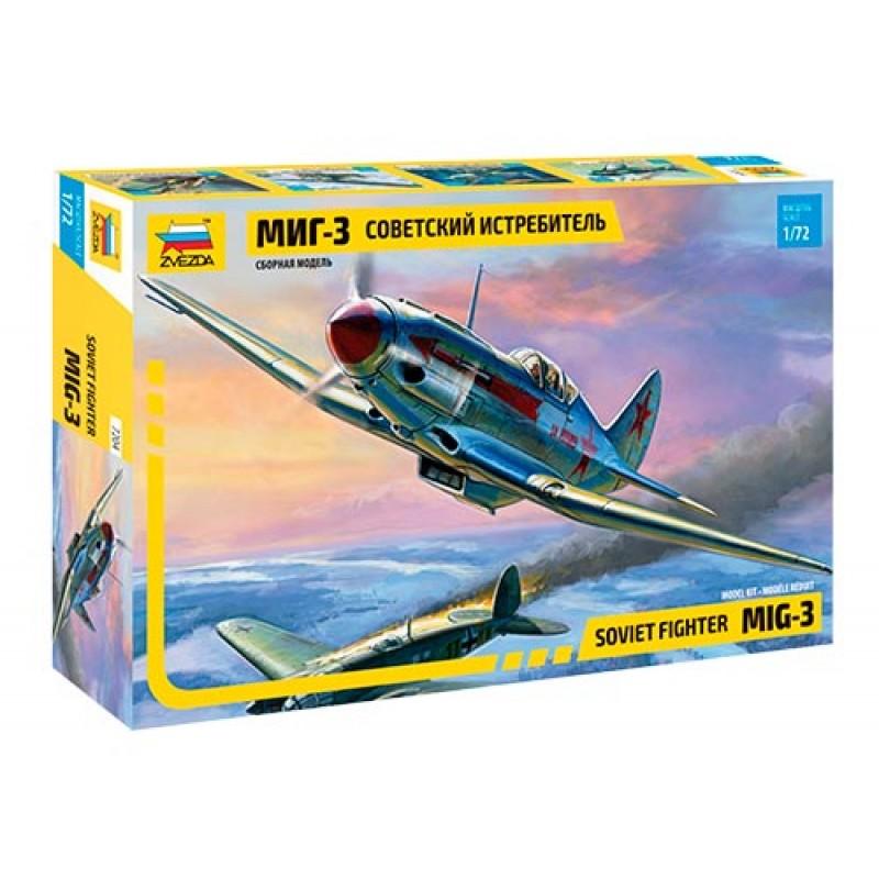 WWII MiG-3 Soviet Fighter