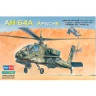 AH-64A Apache Attack Helicopter - 1/72 - Hobby Boss