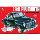 1941 Plymouth Coupe - 1/25 - AMT
