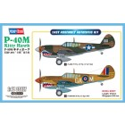 P-40M Kitty Hawk - 1/48 - Hobby Boss