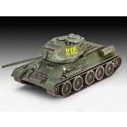 Tanque soviético T-34/85 Segunda Guerra - 1/72 - NOVIDADE!