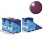 Tinta Revell para plastimodelismo - Aqua Color - Solúvel em água - Vermelho púrpura - 18ml - Num. 331