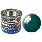 Tinta para plastimodelismo - Sea green gloss - Num. 62