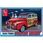 1941 Ford Woody - AMT