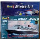Model Set Queen Mary 2 - 1/1200