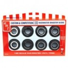 M&H Drag Slick Tire Pack - AMT