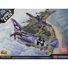 """P-47D & FW190A-8 """"NORMANDY INVASION 1944"""" - Academy"""