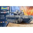 Tanque Leopard 1 - 1/35 - NOVIDADE!