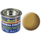 Tinta Revell para plastimodelismo - Amarelo Ar RAL 1024 - Num. 16 - 14ml