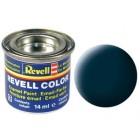 Tinta Revell para plastimodelismo - Esmalte sintético - Granite grey mat - 14ml - Num. 69