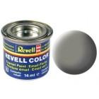 Tinta Revell para plastimodelismo - Esmalte sintético - Stone grey mat - 14ml - Num. 75