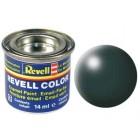 Tinta Revell para plastimodelismo - Esmalte sintético - Patina green silk - 365