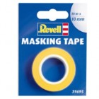 Fita adesiva para máscara de pintura (Masking Tape) - 10mm