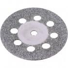 Discos 22 Mm Diamantados para corte Micro Retífica \ Dremel 1 Unidade