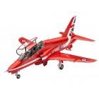 BAe HAWK T.1 Red Arrows - 1/72 - NOVIDADE!