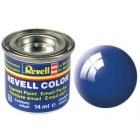 Tinta Revell para plastimodelismo - Azul RAL 5005 - 14ml - Num. 52