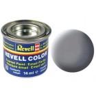 Tinta Revell para plastimodelismo - mouse grey mat RAL 7005 - 14ml - Num. 47