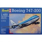 Boeing 747-200 Jumbo Jet - 1/450