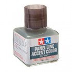 Panel Line Accent Color Gray - Delineamento Cinza Tamiya - 40 ml