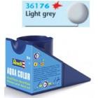 Tinta Revell para plastimodelismo - Aqua Color - Solúvel em água - lightgrey mat USAF - 18ml - Num. 76