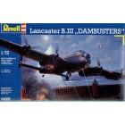 Avro Lancaster B.III Dambusters - 1/72 - NOVIDADE!