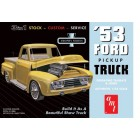 1953 Ford Pickup - 1/25 - AMT