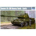 Soviet JS-2M Heavy Tank Early Version - Trumpeter
