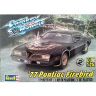 Pontiac Firebird 1977 Smokey/Bandit - 1/25