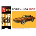 Corvette Stingray Hardtop 1963 - 1/32
