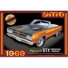 Plymouth GTX Convertible - 1969 - 2T - 1/25
