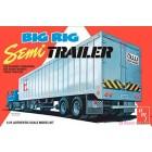 Big Rig Semi Trailer - 1/25
