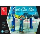 Jogo de acessórios de garagem Get On Up Set #3 - 1/25
