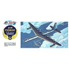 B-36 Prop Jet Peacemaker With Swivel Stand - 1/184
