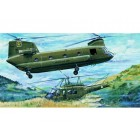 Helicopter - CH-47A Chinook 1/35