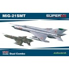 MiG-21SMT dual combo - 1/144