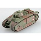 WWII France Char B1 June 1940 2nd Company - 1/72