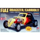Fiat Dragster - 1/12