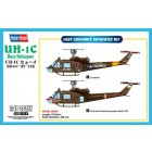 Bell UH-1C Huey Helicopter - 1/48 - HOBBY BOSS