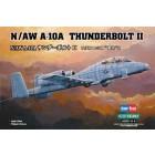 A-10A Thunderbolt II N/AW - 1/72 - HOBBY BOSS