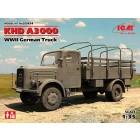 KHD A3000 WWII German Truck - 1/35