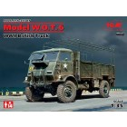 Model W.O.T. 6, WWII British Truck (100% new molds) - 1/35