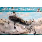Piasecki Helicopter H-21 Shawnee Flying Banana - 1/48