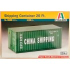 Shipping Container 20 Ft. - 1/24