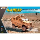 4x4 MRAP Armored Fighting Vehicle - 1/35